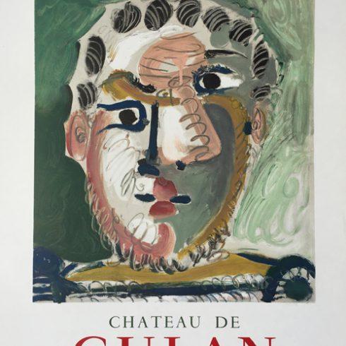 Pablo Picasso Chateau de Culan