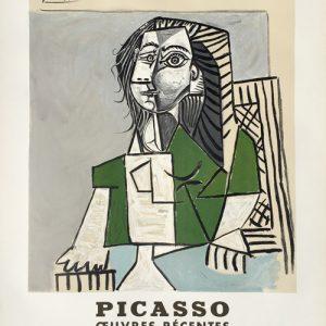 Picasso Oeuvres Recentes Galerie Louise Leiris