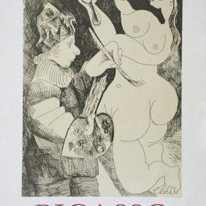 Picasso Poster 156 Gravures Recentes