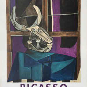 Picasso Poster Cinquante Chefs Oeuvre