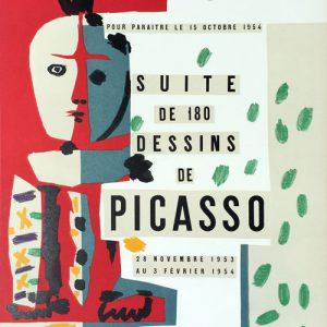 Suite de 180 Dessins de Picasso