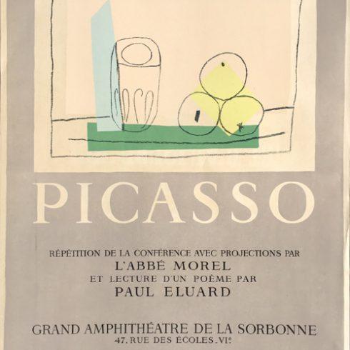Picasso Travail et Culture Czwiklitzer 60
