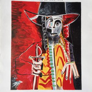 Picasso XXIV Festival d'Avignon Poster