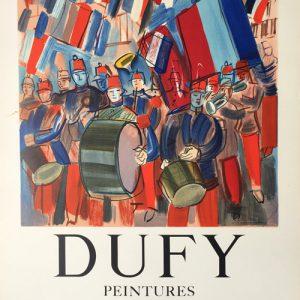 Raoul Dufy Poster Peintures