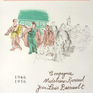 Raoul Dufy Tragedie - Comedie