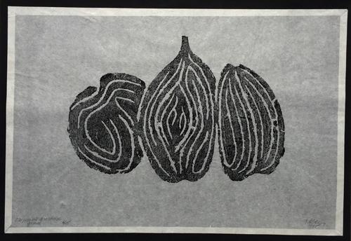 Raoul Ubac Les Fruits I
