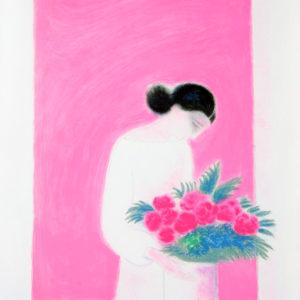 Andre Brasilier - Heure Rose