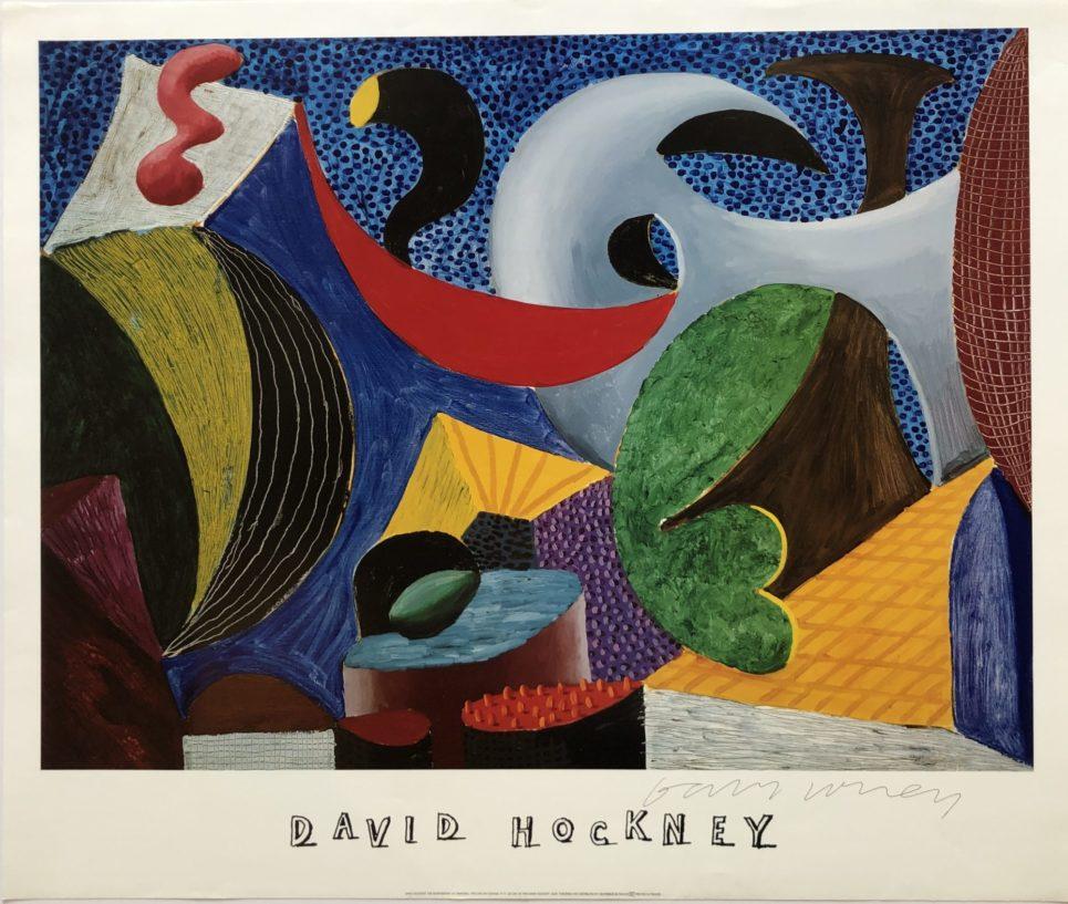 David Hockney - The Seventeenth V.N. Painting