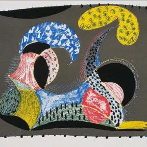 David Hockney Warm Start