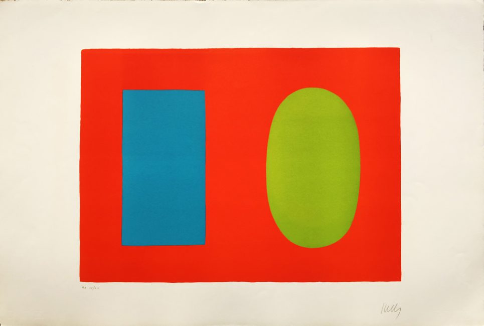 Ellsworth Kelly Axsom 29