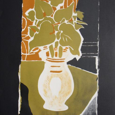 Georges Braque - Feuilles Couleurs Lumiere