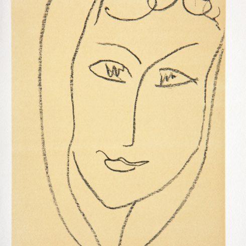 Henri Matisse - Echos II