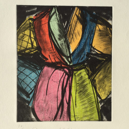Jim Dine - Clinton Robe