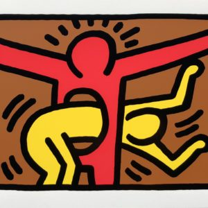 Keith Haring Pop Shop IV