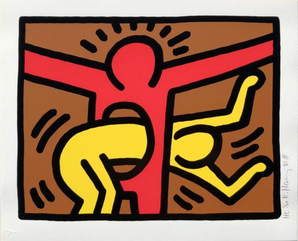 Keith Haring Pop Shop IV