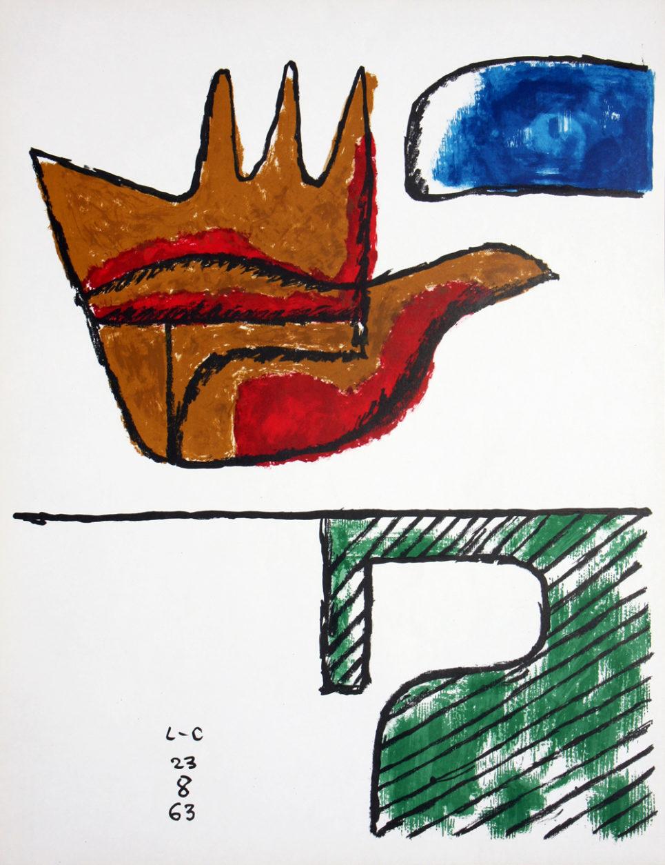 Le Corbusier - The Open Hand