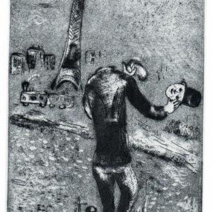 Marc Chagall Ouvert la Nuit