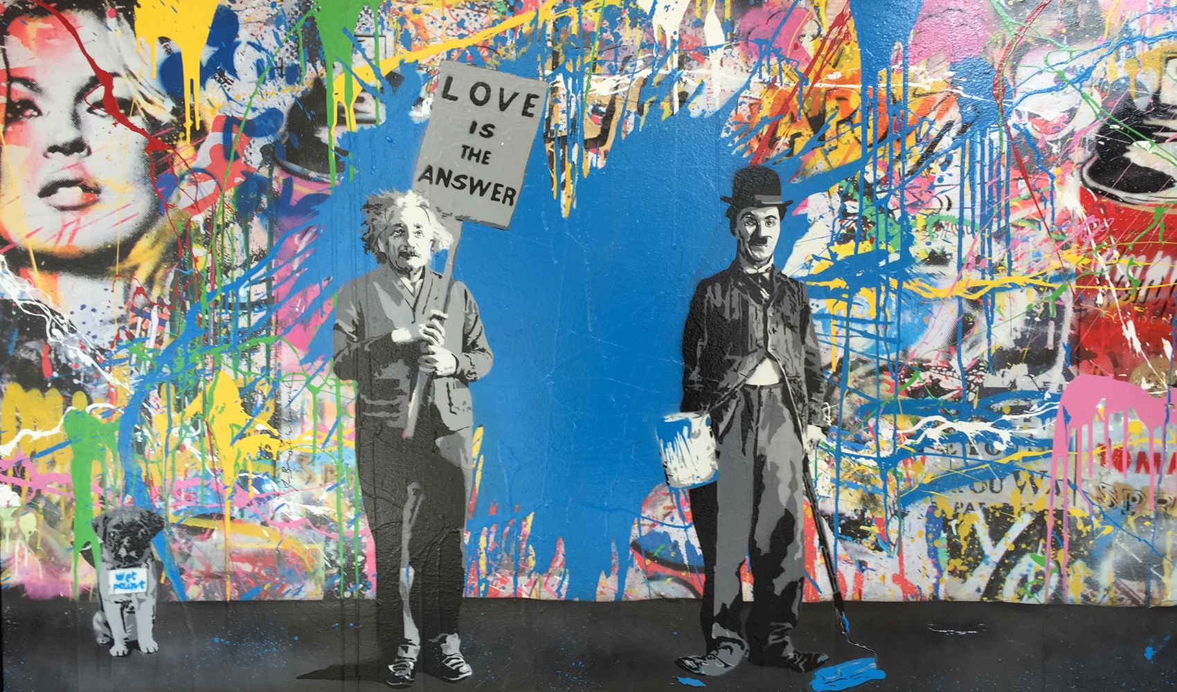 Juxtapose (Canvas) - Denis Bloch