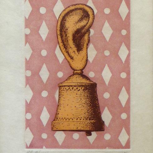 Rene Magritte - La Lecon de Musique