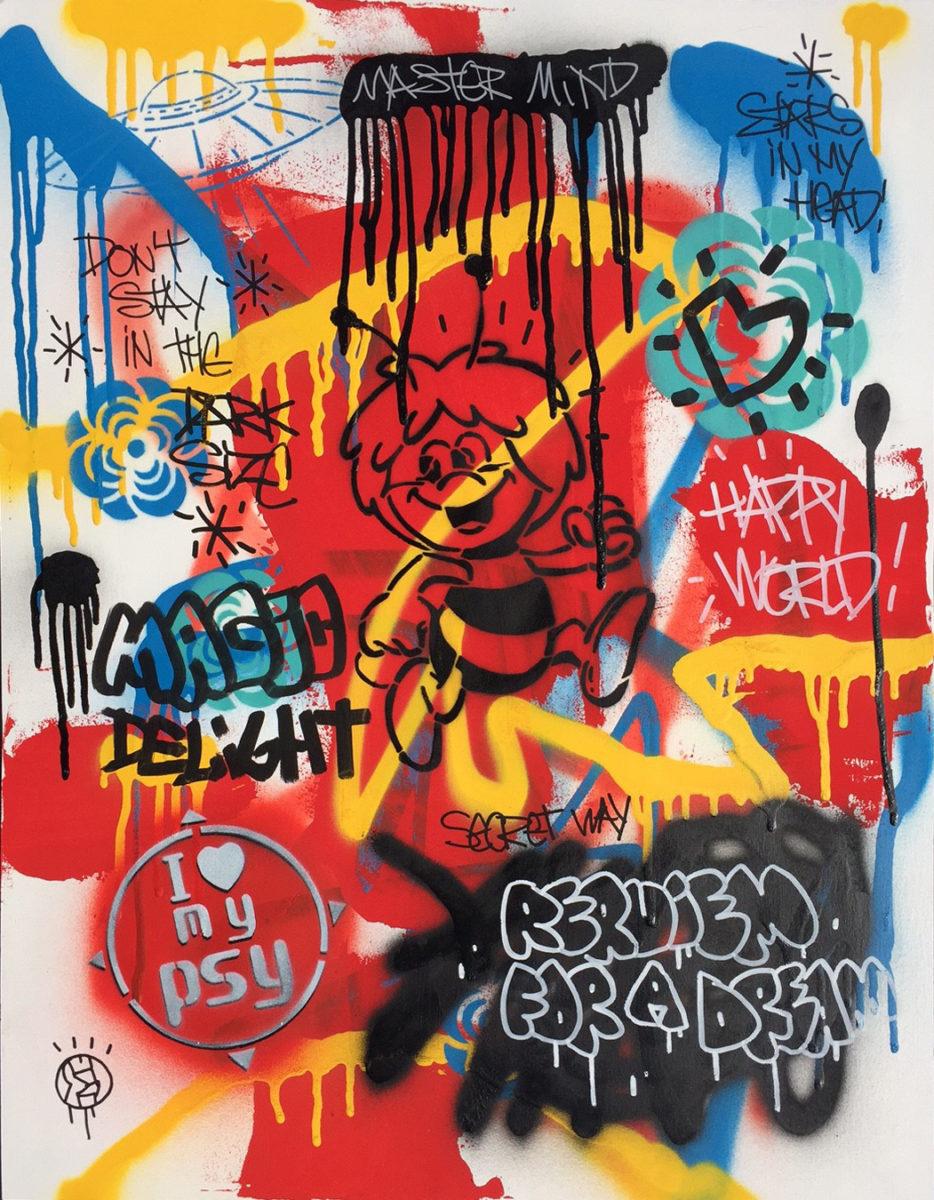 i love my psy by speedy graphito