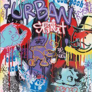 urban spirit by speedy graphito