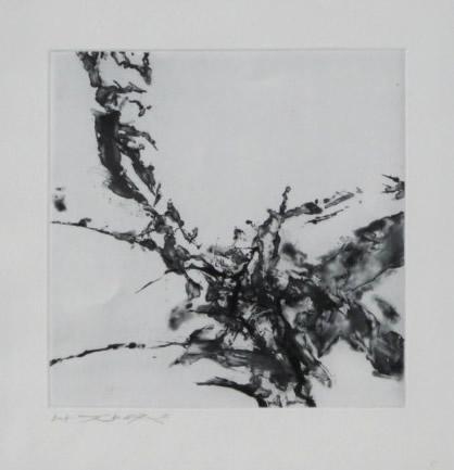 Zao Wou-Ki - Éloge des choses extrêmement légères (361)