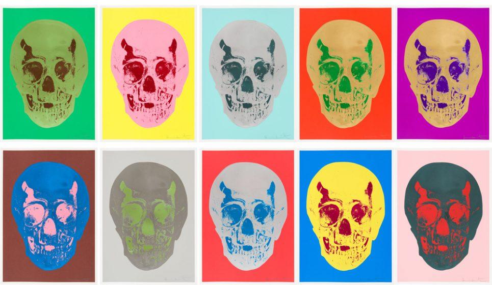 Damien Hirst - Till Death Do Us Part - Complete Suite