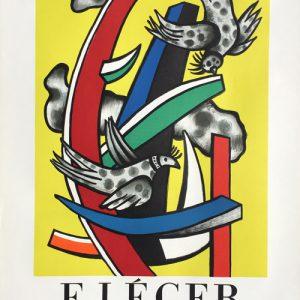 Fernand Leger Musee des Arts Decoratifs
