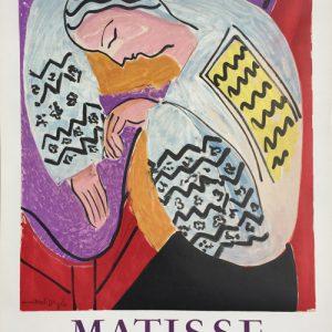 Henri Matisse Poster Aix en Provence