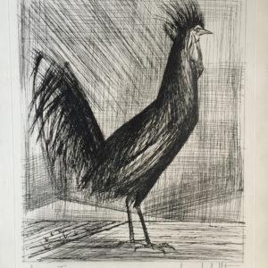 le coq by bernard buffet