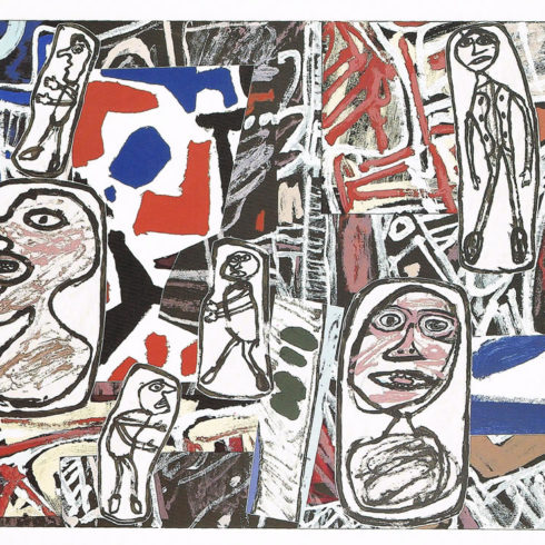 Jean Dubuffet - Faits Memorables I