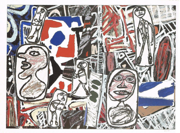 Jean Dubuffet Faits Memorables I