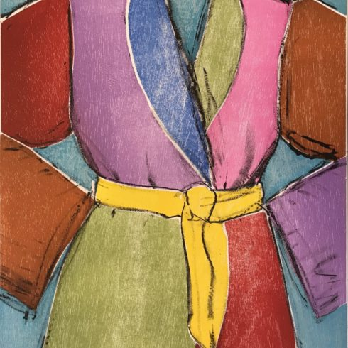 Jim Dine - The Yellow Belt