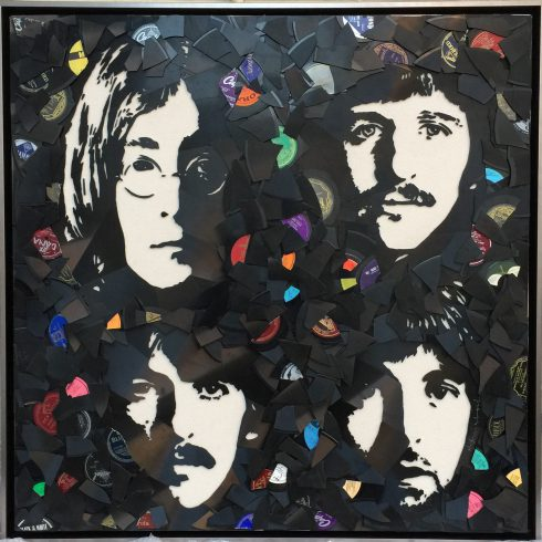 Beatles by Mr Brainwash