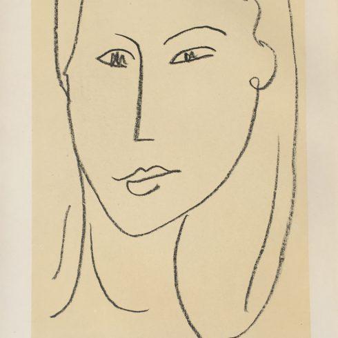 Henri Matisse - Echos IV
