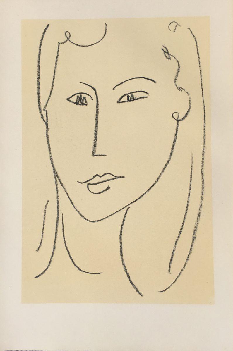Henri Matisse Echos IV
