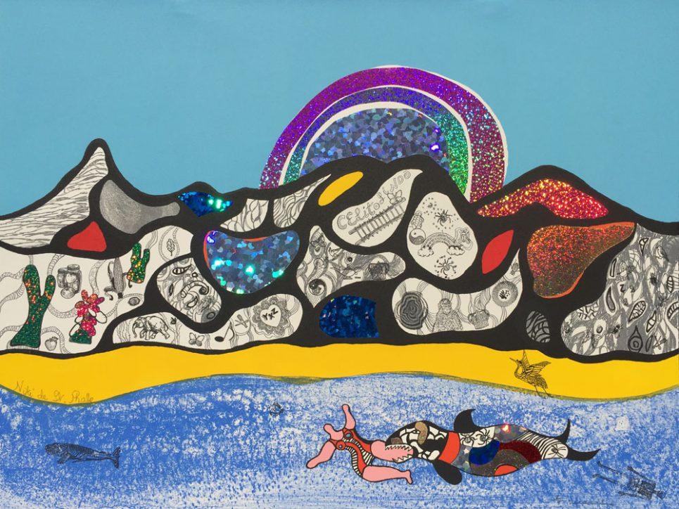 Celito Lindo - Tarot Cards by Niki de Saint Phalle