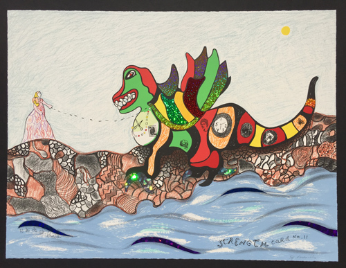 niki-st-phalle-strength