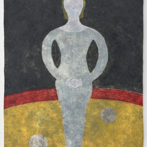 Rufino Tamayo - La Cirquera