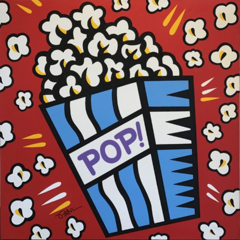 pop by Burton Morris