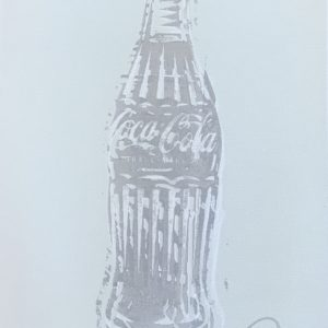 coke art by Burton Morris