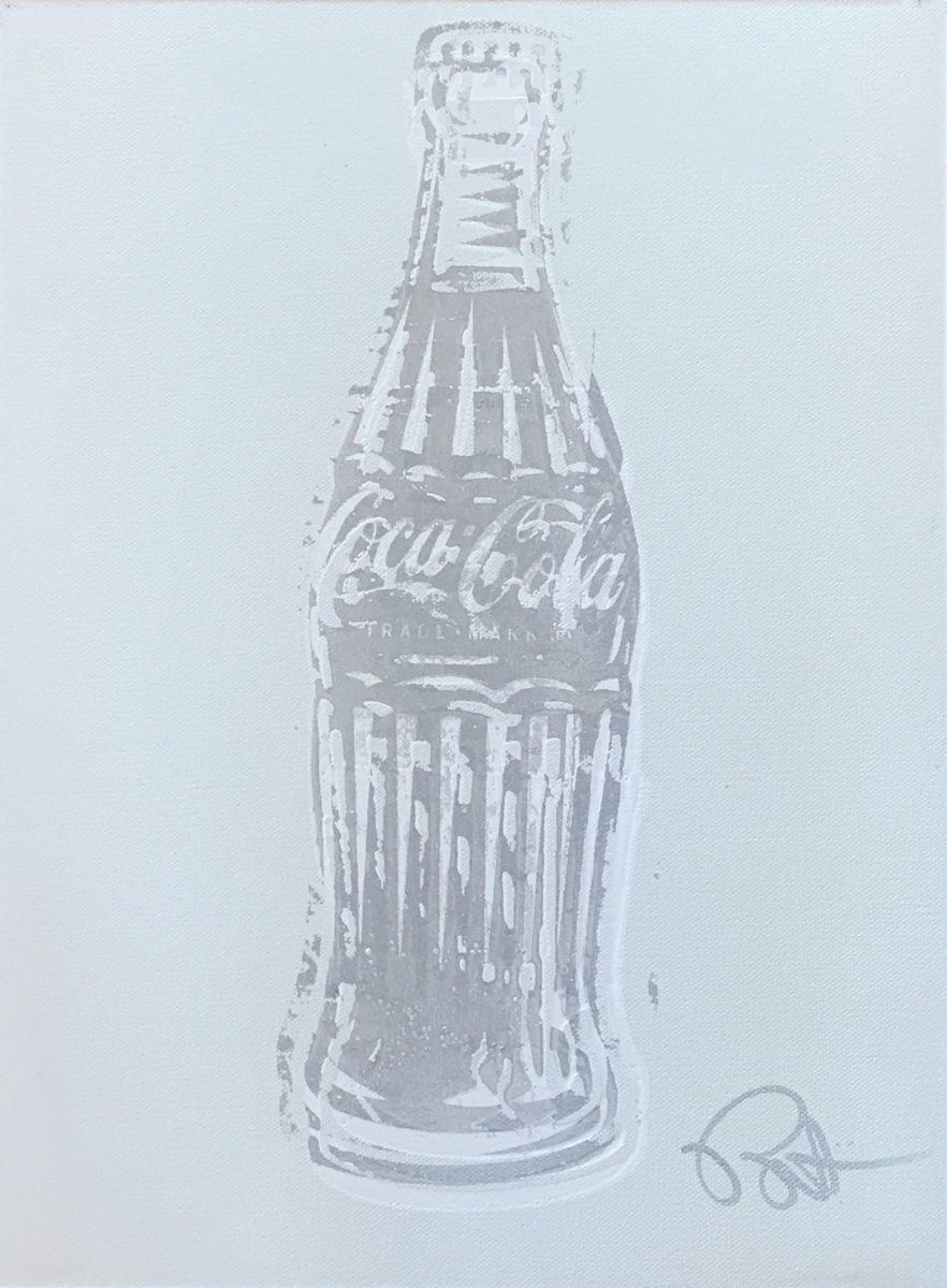 coke art by Burton Morris
