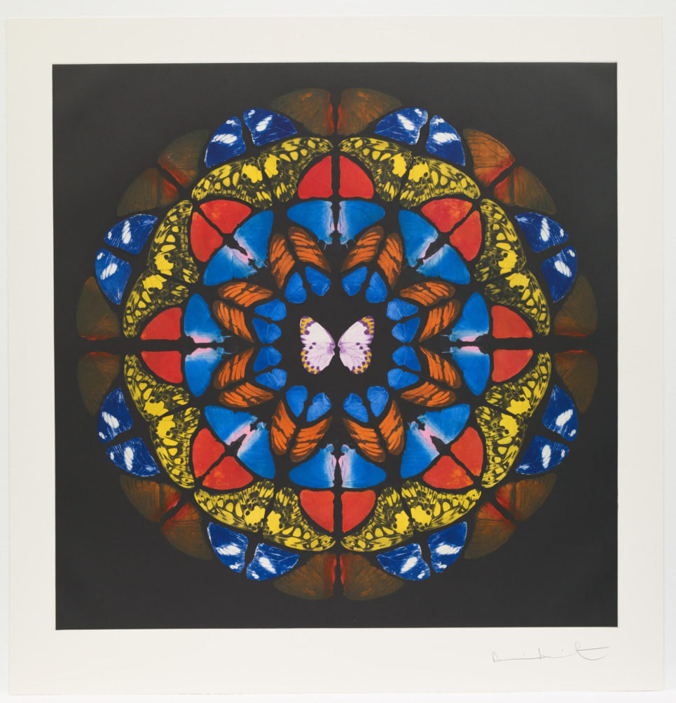 Damien Hirst - Sanctum Belfry
