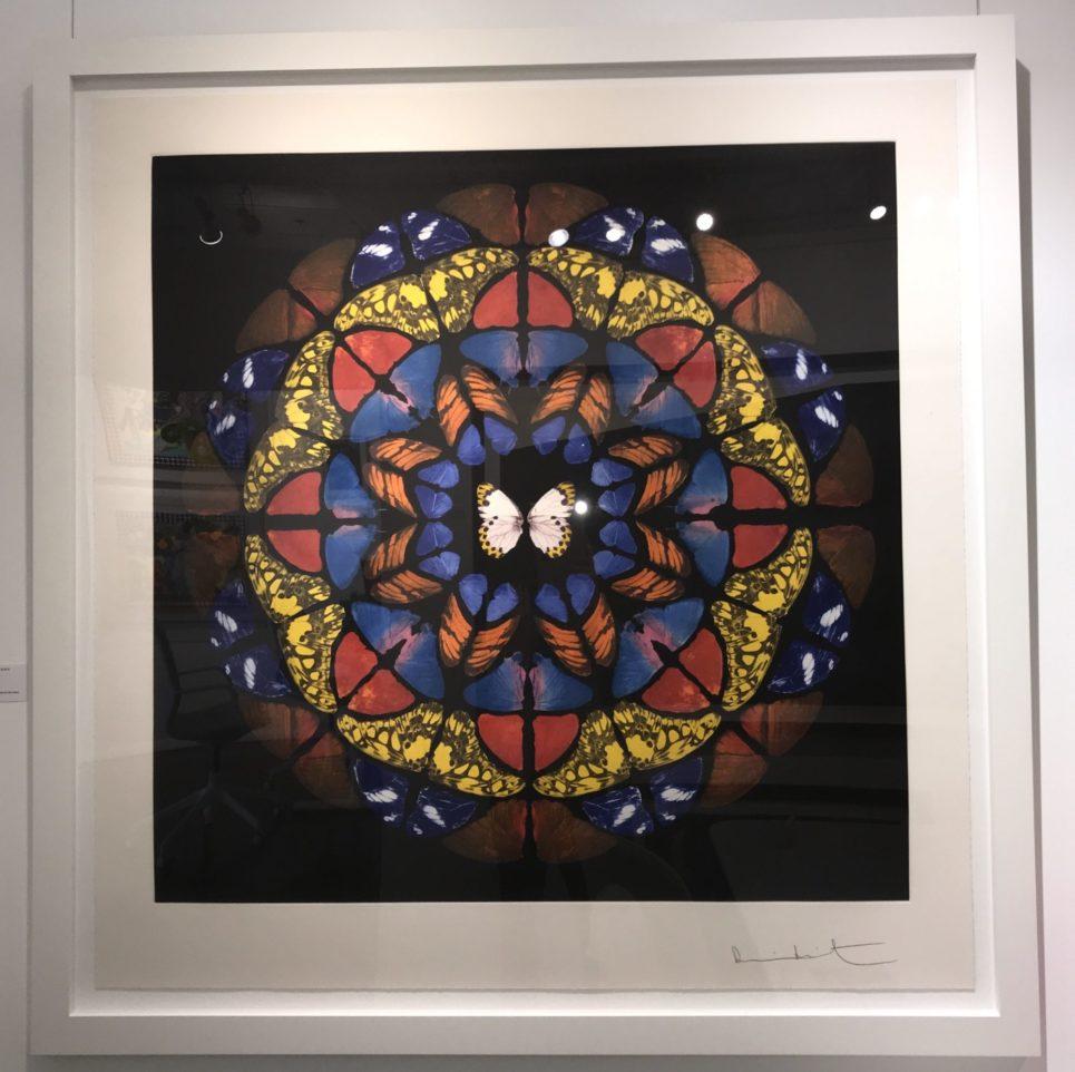 damien-hirst-sanctum-belfry-framed