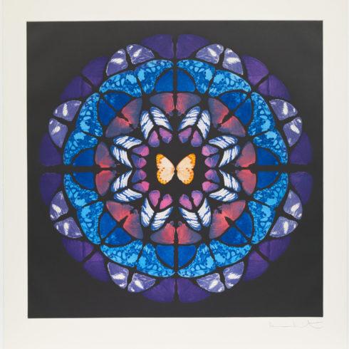 Damien Hirst - Sanctum Dome