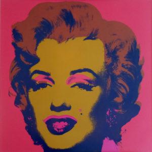 Andy Warhol Marilyn Monroe 27