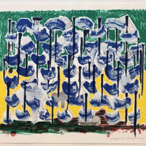 David Hockney Slow Forest