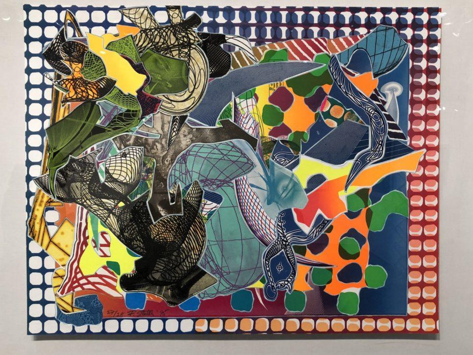 Frank Stella - East Euralia