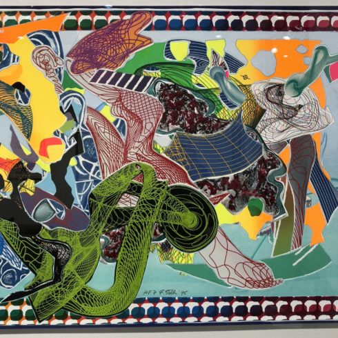 Frank Stella - West Euralia