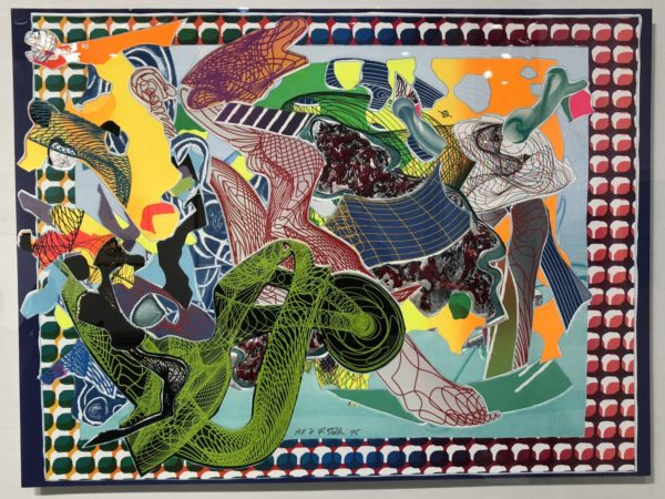 Frank Stella West Euralia